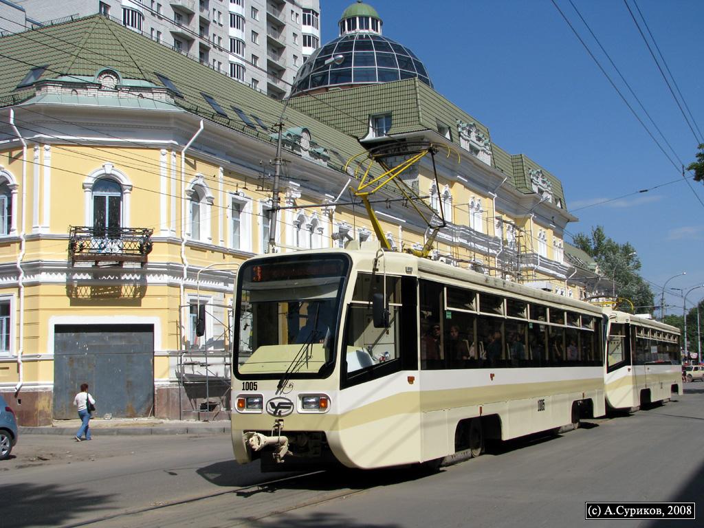 Объявлен аукцион на разработку проекта скоростного трамвая